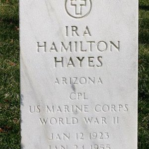 Ira Hayes (grave)