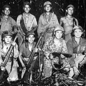 Code Talkers on Bougainville