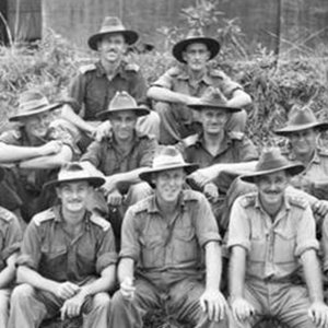 2/4 Commando Squadron officers