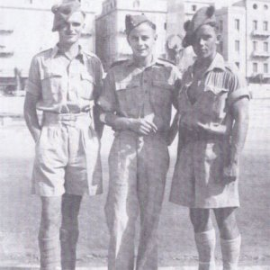 Middle East Commando (3 Troop) group 1941