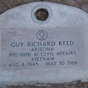 G. Reed (grave)