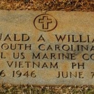 R. Williams (grave)