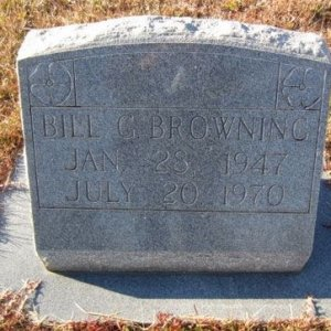 B. Browning (grave)
