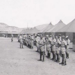 1 Company 2 Regiment group