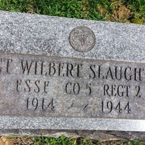W. Slaughter (grave)