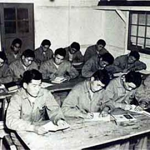 Code Talkers at Camp Elliott
