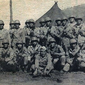 Code Talkers at Maui,Hawaii