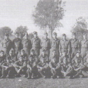 3 Regiment (6 Company) group 1944