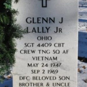 G. Lally (grave)