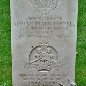 A. Powell (grave)