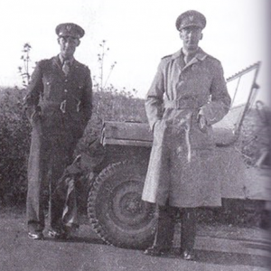 SRS officers 1943