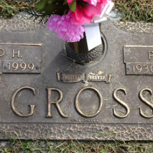 Edward H. Gross (grave)