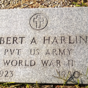 Robert A. Harling (grave)