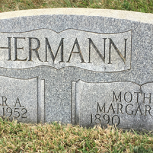 Peter A. Hermann (grave)