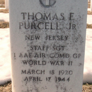 T. Purcell,Jr (grave)