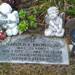 H. Brown (grave)