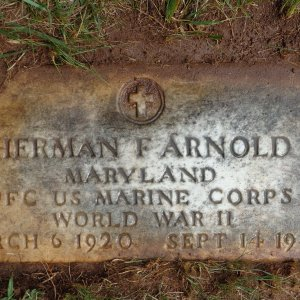 H.F. Arnold (Grave)