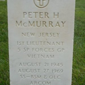 P.H. McMurray (Grave)