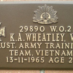 K. Wheatley (Grave)