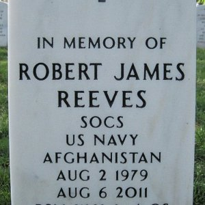 R. Reeves (Cenotaph)