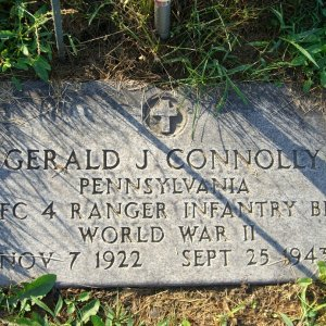 G. Connolly (Grave)