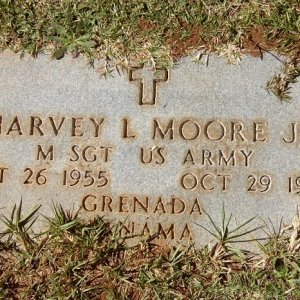 H. Moore (Grave)