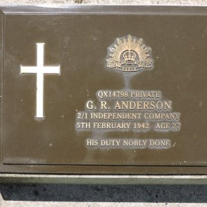 G. Anderson (Grave)