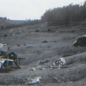 138 Squadron (Halifax DT726 crash site)