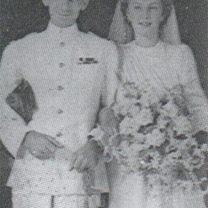 A. Hughes (and wife Joan)