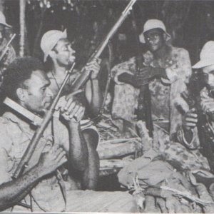 Fiji Guerillas in New Guinea