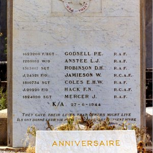 P. Godsell and crew (memorial)