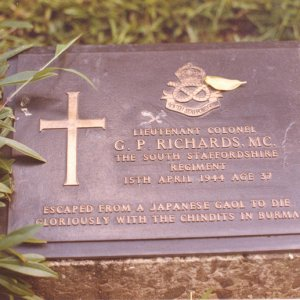 G. Richards (grave)
