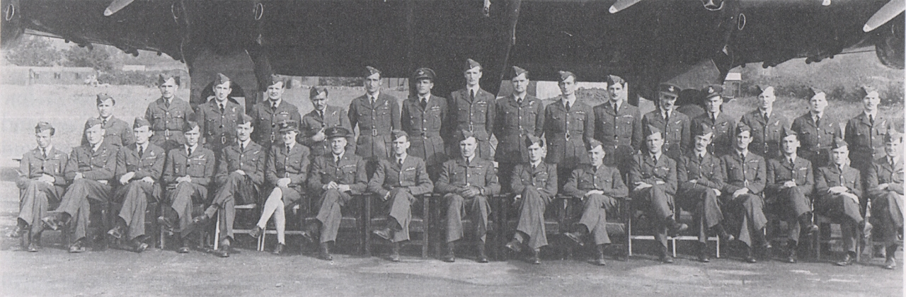 138 Squadron officers