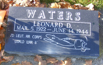 L. Waters (grave)