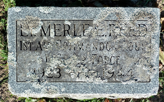 M. Reed (grave)