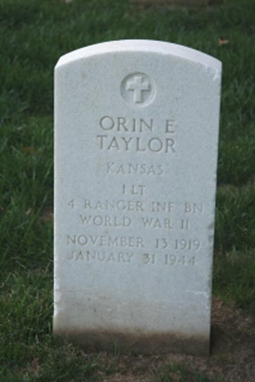 O. Taylor (grave)