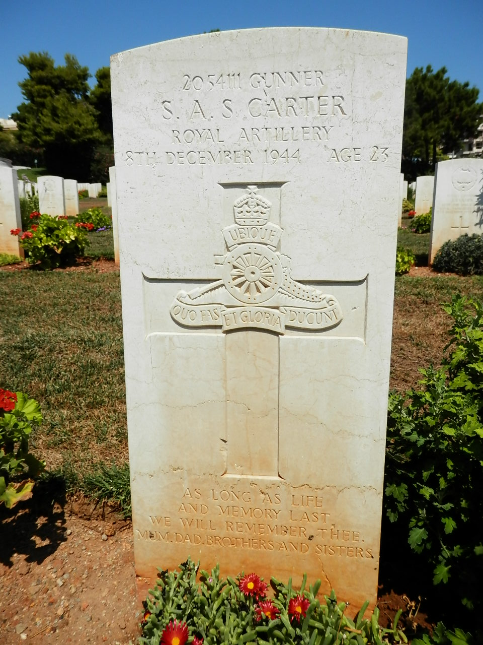 S. Carter (Grave)